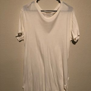 Oversized white t-shirt from Urban Outfitters